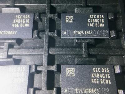 K4B4G1646E-BCMA 4GB BGA96 DDR3内